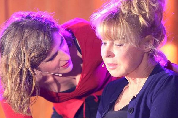 Dementie in theater - Dag mama